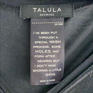 Aritzia Tops - TALULA Graphic shirt